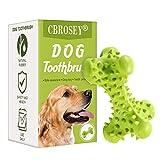 CBROSEY Spazzolino Cani,Spazzolini per Cani,Dog Toothbrush,Giocattolo per Cani,Pulizia Denti Cane,Detergente per Denti,Spazzolatura di Cure Dentistiche Orale Dentale per Cura per Cani
