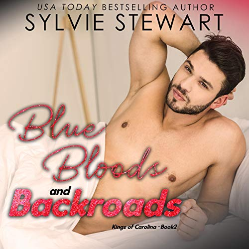 Blue Bloods and Backroads (A Royal Romantic Comedy) audiobook cover art