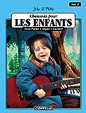 15 Chansons pour enfants vol. 1 - Easy piano, orgue, guitare (Affichage vertical) (French Edition)