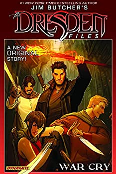 Jim Butcher s Dresden Files  War Cry Signed Limited Edition