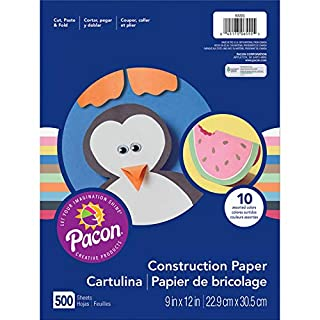 اسعار Pacon Lightweight Construction Paper