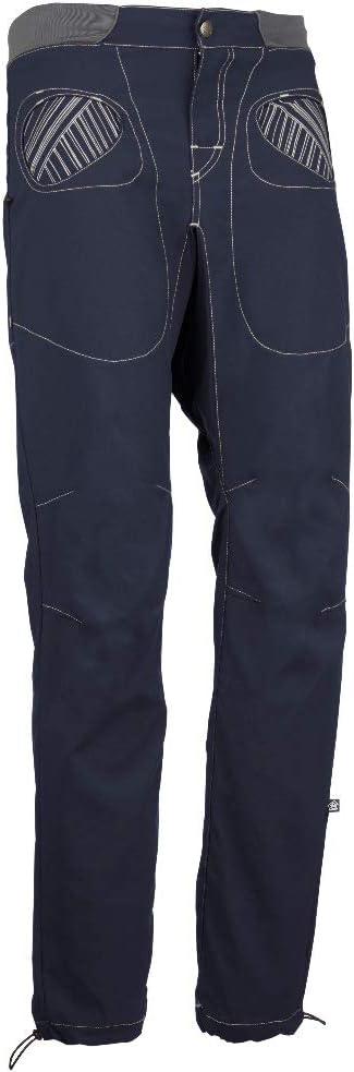 Blue Navy 2020 Pantalon E9 Rondo Artek2 Trousers Men