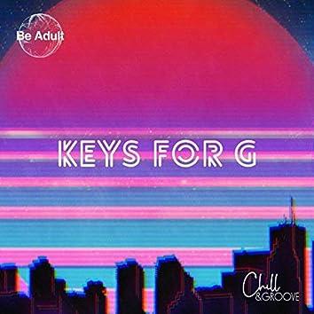 Keys for G
