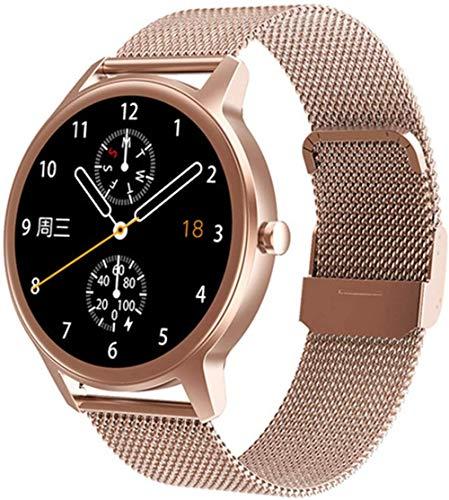 2021 nuevo reloj inteligente de moda para mujeres reloj inteligente casual hombres deportes fitness pulsera adecuado para Android Apple C