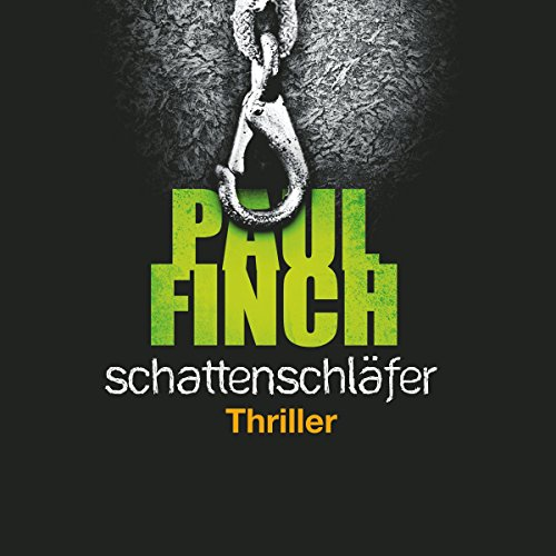 Schattenschläfer (Mark Heckenburg 4) audiobook cover art