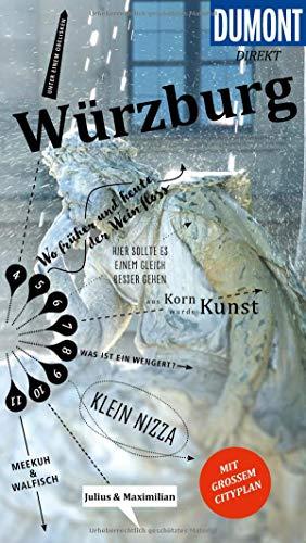 DuMont Direkt Reiseführer Würzburg: Mit großem Cityplan