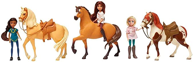 Spirit Exclusive 3 Horse Boxed Set
