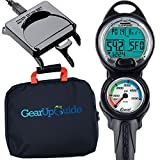 Cressi Leonardo Dive Computer, Scuba Diving Instrument w/Download...