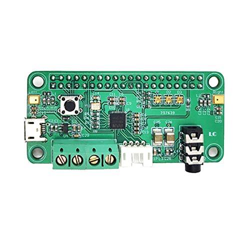 Timagebreze Wm8960 HiFi Sound Karte Hat für Raspberry Pi Stereo Codec I2S Port Abspielen/Aufnehmen Dual Micphone Voice Recognition Board