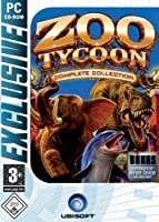 Zoo Tycoon Complete Collection.