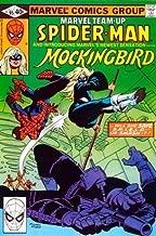 Marvel TEAM-UP #95 (1st appearance MOCKINGBIRD)