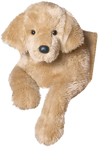 Cuddle Toys 2459 – 81 cm de Largo, Sherman Golden Retriever de Peluche
