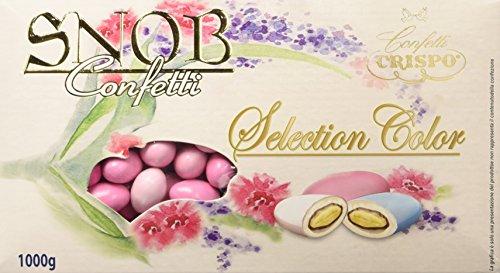 Crispo Confetti Sfumature di Rosa - 1 kg