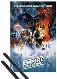 1art1 Star Wars Poster (91x61 cm) Episode V, Das Imperium