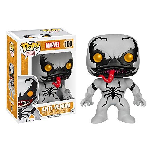 Marvel Comics POP! Marvel Vinyl Cabezón Anti-Venom 9 cm