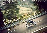 Klassische Motorräder auf der Piste (Wandkalender 2020 DIN A3 quer) Klassische Motorräder der 30er bis 70er Jahre in Action! (Monatskalender, 14 Seiten )