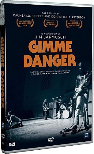 Dvd - Gimme Danger (1 DVD)