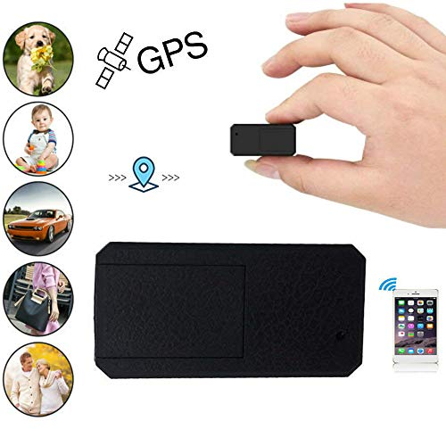 Hangang Mini GPS Tracker anti Thief Mini en tiempo real GPS Tracker GPS...