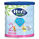 Hero Baby - Leche Hbb Nutrasense  - 6 A 12 Meses 800 gr