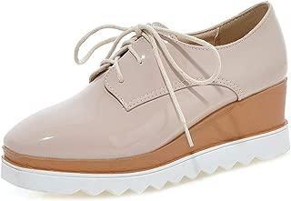 Zanpa Women Casual Shoes Wedges Heels