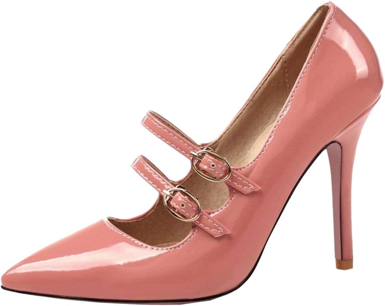 Unm Women Fashion Pumps Pointed Toe