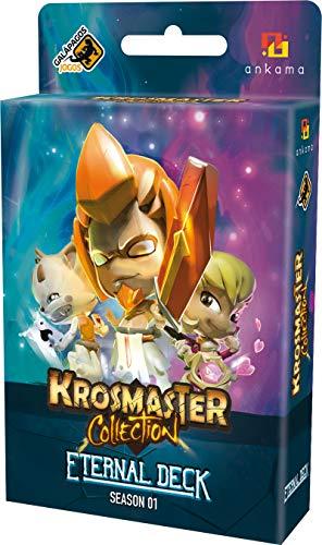 Eternal Deck Temporada 1 - Expansão, Krosmaster Arena, Multicor