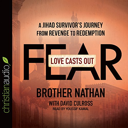 Love Casts Out Fear audiobook cover art