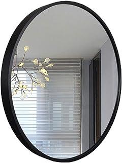 Espejo decorativo de pared redonda para el pasillo maquillaje dormitorios aparadores baño cocina decoraciones de cam...
