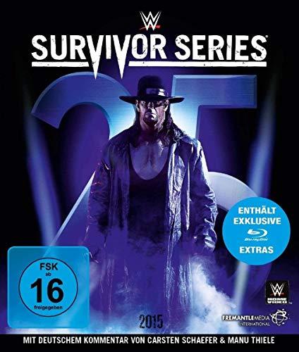 WWE - Survivor Series 2015 [Blu-ray]