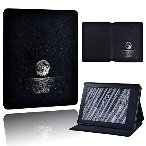 MoHHoM Kindle Cover,Mond Für Amazon Kindle (8/10. Gen)/Kindle Paperwhite 5/6/7/10...