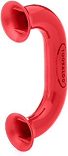 (Red) Toobaloo Auditory Feedback Phone – Accelerate reading fluency, comprehension and pronunciation with a reading phone.