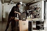 ROOM IN A BOX Stehschreibtisch Monkey Desk Medium/Natur: Faltbares ergonomisches Stehpult, praktischer Ständer für Laptop, PC, Tablet und Monitor, klappbarer Standing Desk für den Schreibtisch - 7