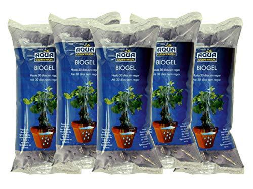 Aqua Control Biogel C21405, Agua Sólida para tus Plantas, I
