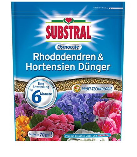 SCOTTS Substral Osmocote® Rhododendren & Hortensien Dünger - 1.5 g