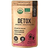 Detox Organic Smoothie Powder with Healthy...