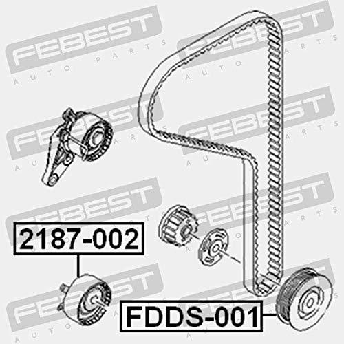 FDDS-001 Febest POLEA CIGUE/ÑAL