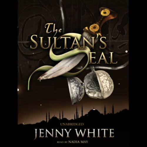 The Sultan's Seal audiobook cover art