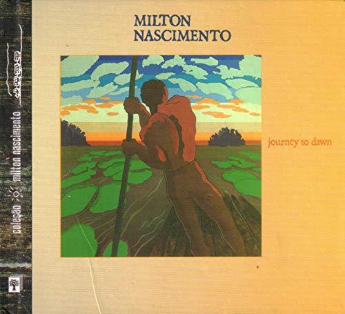 Livro + CD Milton Nascimento - Journey To Dawn