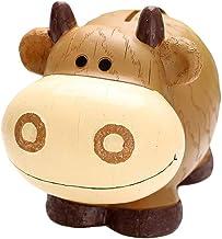 tirelires ornement artisanat du zodiaque europ/éen cr/éatif en m/étal tirelire vache mignonne