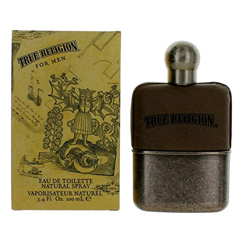 TRUE RELIGION by True Religion EDT SPRAY 3.4 OZ