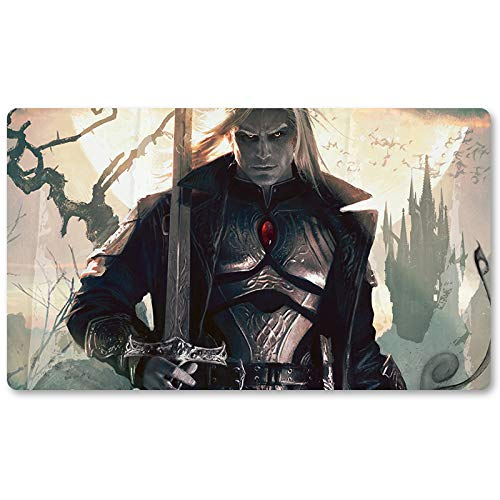 Sorin, Lord of Innistrad - Board Game MTG Playmat Table Mat Games Size 60X35 cm Mousepad Play Mat for Yugioh Pokemon Magic The Gathering
