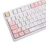 PBT 146 Key XDA Profile DYE-SUB Keycap Macaron Personalized Theme Keycap for Cherry Mx Switch Mechanical Keyboard