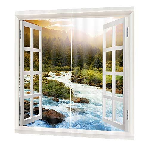 cortinas habitacion interior