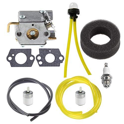 OxoxO - Kit de afinación de combustible para filtro de aire para carburador MTD Ryobi 704rVP 705r 720r 725r 750r 280 280r 310BVR 410r 600r 704r 765r 766r 767r 775r 790r Desbrozadora