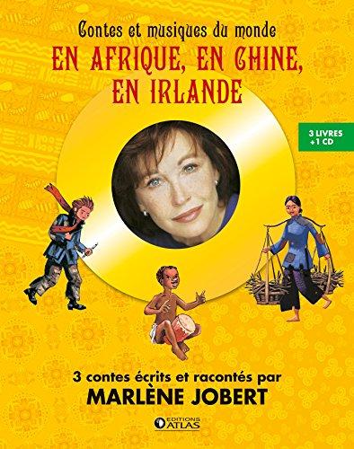 Coffret 3 contes et musiques du monde n°1: Lou-Kiang, Kouamé, Paddy Joe