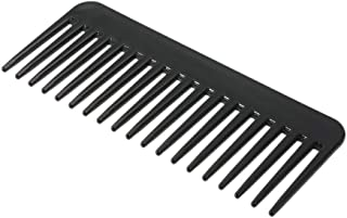 Large Wide Tooth Comb Anself Hair Comb Detangling Hairbrush, Heat-resistant Anti-static Scalp Massage Styling Comb for Lon...