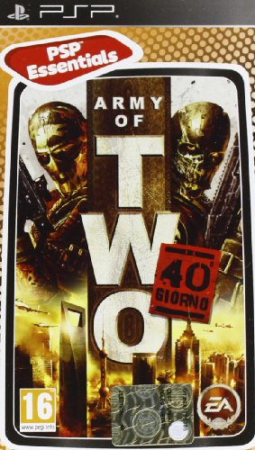 Essentials Army Of Two The 40e Day