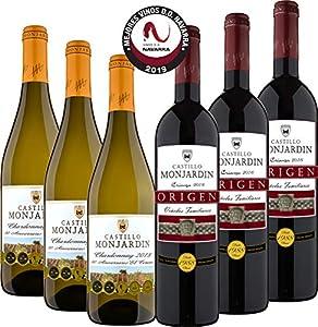 Castillo Monjardín - Colección Mejores Vinos D.O. Navarra 2019 - Colección 6 bot.