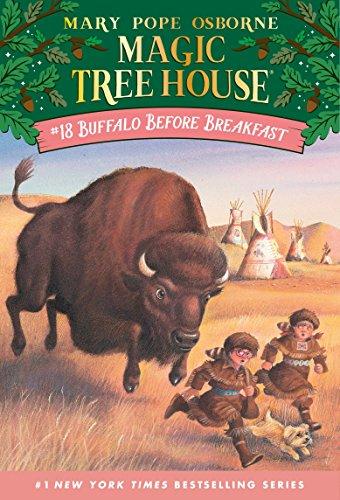 Buffalo Before Breakfast (Magic Tree House (R))の詳細を見る