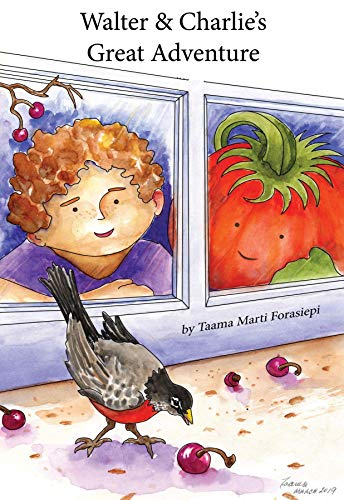 Walter & Charlie\'s Great Adventure (Walter The Pumpkin Book 2) (English Edition)